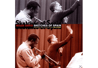 Miles Davis - Sketches Of Spain - (CD)