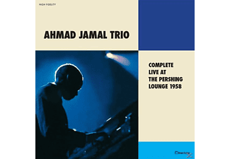 Ahmad Trio Jamal - Complete Live At The Pershing Lounge 1958 (Ltd.18 - (Vinyl)