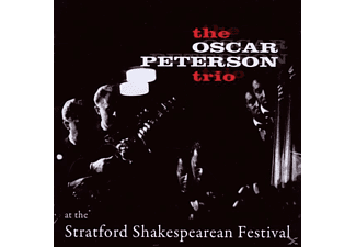 Oscar Peterson - At The Stratford Shakespearean Festivalfestival - (CD)