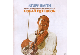 SMITH,STUFF & PETERSON,OSCAR - Stuff Smith & Oscar Peterson - (CD)