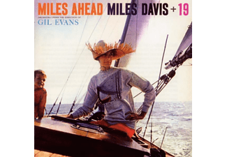 Davis, Miles / Evans, Gil - Miles Ahead With Gil Evans - (CD)