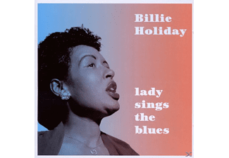 Billie Holiday - Lady Sings The Blues - (CD)