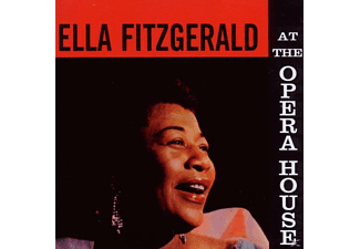 Ella Fitzgerald - At The Opera House [CD]