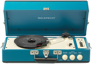 RICATECH Vintage Turnable Blue - (RTT98)