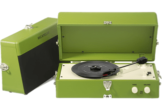RICATECH Vintage Turnable Green/Black - (RTT80)