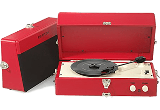 RICATECH Vintage Turnable Red - (RTT80)