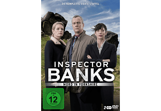 Inspector Banks - Staffel 4 - (DVD)