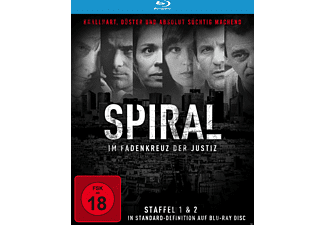 Spiral - Staffel 1 + 2 - (Blu-ray)