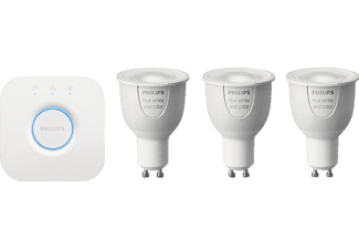 PHILIPS HUE 6.5W GU10 Starter kit 3 set