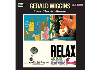 Gerald Wiggins - Four Classic Albums - (CD)