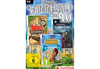 Die grosse Wimmelbild-Box 10 (Software Pyramide) - PC