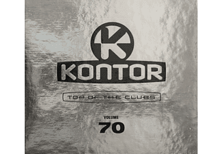 VARIOUS - Kontor Top Of The Clubs Vol.70 - (CD)