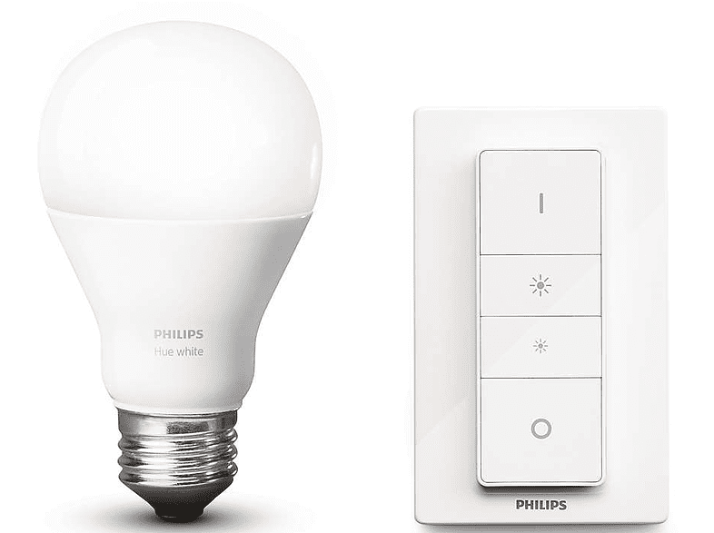 PHILIPS Hue Wireless dimming kit 9.5W A60 E27  αξεσουάρ φωτισμός led computing   tablets   offline networking