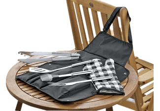 ESMEYER 199-330 Kentucky 6-tlg. Grillbesteck-Set