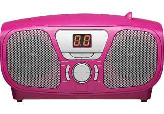 Portable Radio-CD speler