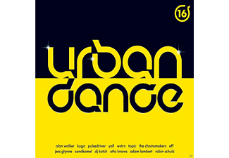 VARIOUS - Urban Dance Vol.16 [CD]