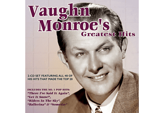 Vaughn Monroe - Vaughn Monroe's Greatest Hits - (CD)