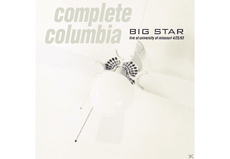 Big Star - COMPLETE COLUMBIA LIVE AT UNIVERSITY OF MISSOURI - (Vinyl)