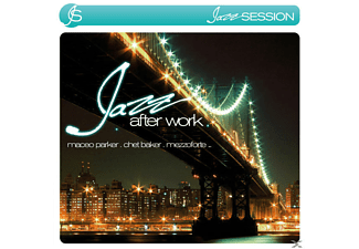 VARIOUS - Jazz After Work - (CD)