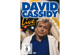 David Cassidy - Live In Concert - (DVD)