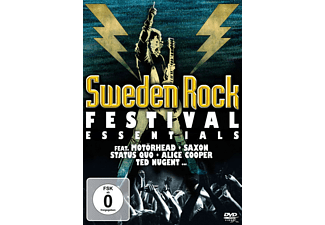 VARIOUS - Sweden Rock Festival Essentials - (DVD)