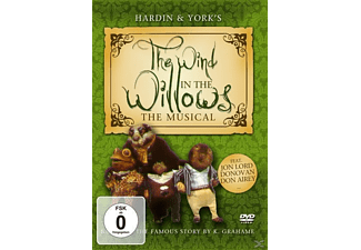 VARIOUS, DONOVAN  LORD, JOHN  STARKEY, ZAK - Wind In The Willows-The Musical - (DVD)