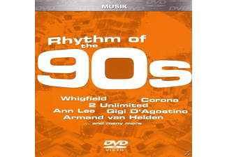 VARIOUS - Rhythm Of The 90 s - (DVD)