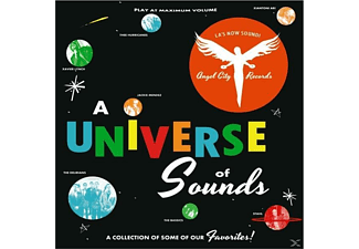 VARIOUS - A Universe Of Sounds - (Vinyl)