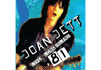 Joan Jett - Live Long Island 81 - (CD)