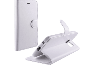 VOLTE-TEL Θήκη Lenovo K4 Note A7010 Leather -Tpu Book  Stand  White- (5205308162350)