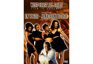 West Coast All Stars - West Coast All Stars - Live Sessions - (DVD)