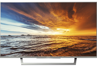 SONY KDL-32WD757 LED TV (Flat, 32 Zoll, Full-HD, SMART TV)