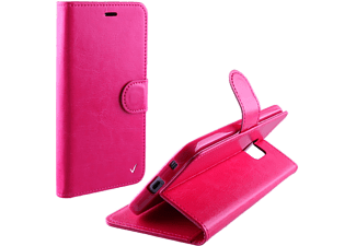 VOLTE-TEL Θήκη LG G5 H850 Leather-Tpu Book Stand Pink- (5205308162190)