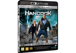 Hancock Action 4K Ultra HD Blu-ray