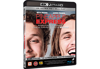 Pineapple Express Komedi 4K Ultra HD Blu-ray