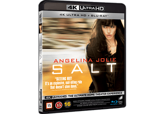 Salt Action 4K Ultra HD Blu-ray