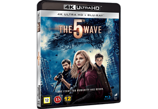 The 5th Wave Action 4K Ultra HD Blu-ray