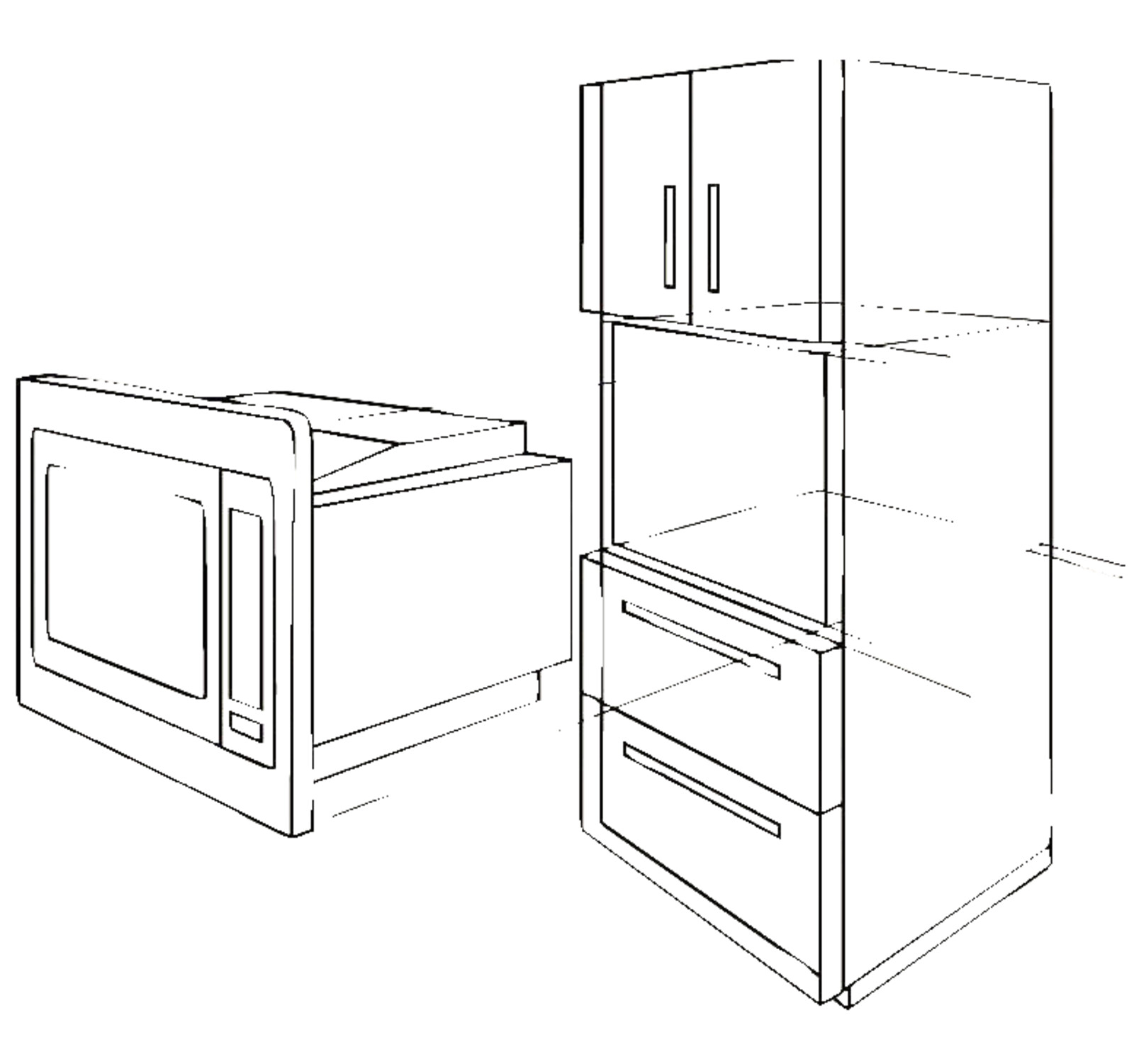 clatronic mwg 2215 eb mikrowelle 800 watt. Black Bedroom Furniture Sets. Home Design Ideas