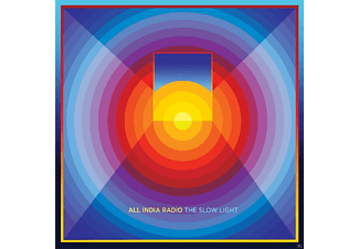 All India Radio - The Slow Light - (Vinyl)