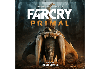 Jason Graves - Far Cry Primal (Ost) - (CD)