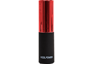 REALPOWER 187974, Powerbank, Rot