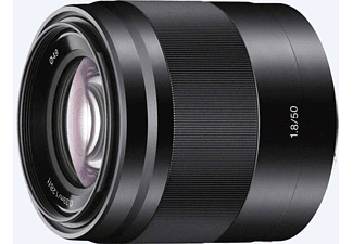 SONY FE 50mm f/1.8 Zwart