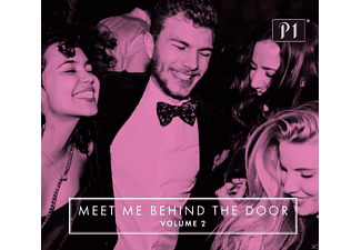 VARIOUS - P1 Club-Meet Me Behind The Door Vol. 2 - (CD)