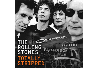 The Rolling Stones Totally Stripped LP + DVD Βίντεο