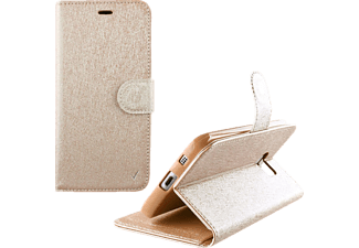 VOLTE-TEL Θήκη Huawei Honor 4C G Mini Leather Gold-TPU Book Stand - (8162435)