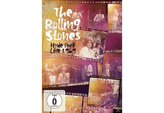The Rolling Stones - Hyde Park Live 1969 - (DVD)
