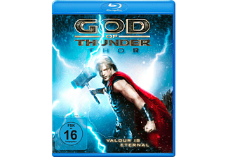 God of Thunder - Thor - (Blu-ray)