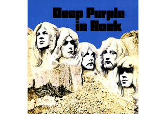 Deep Purple - In Rock - (Vinyl)