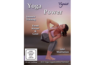 Yoga Power - (DVD)