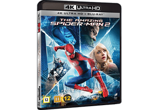 The Amazing Spider-Man 2 Action 4K Ultra HD Blu-ray